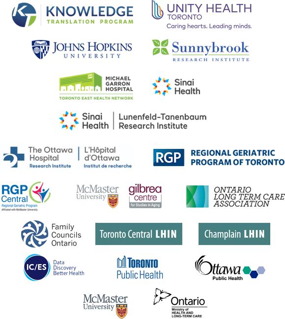 IPAC partner logos
